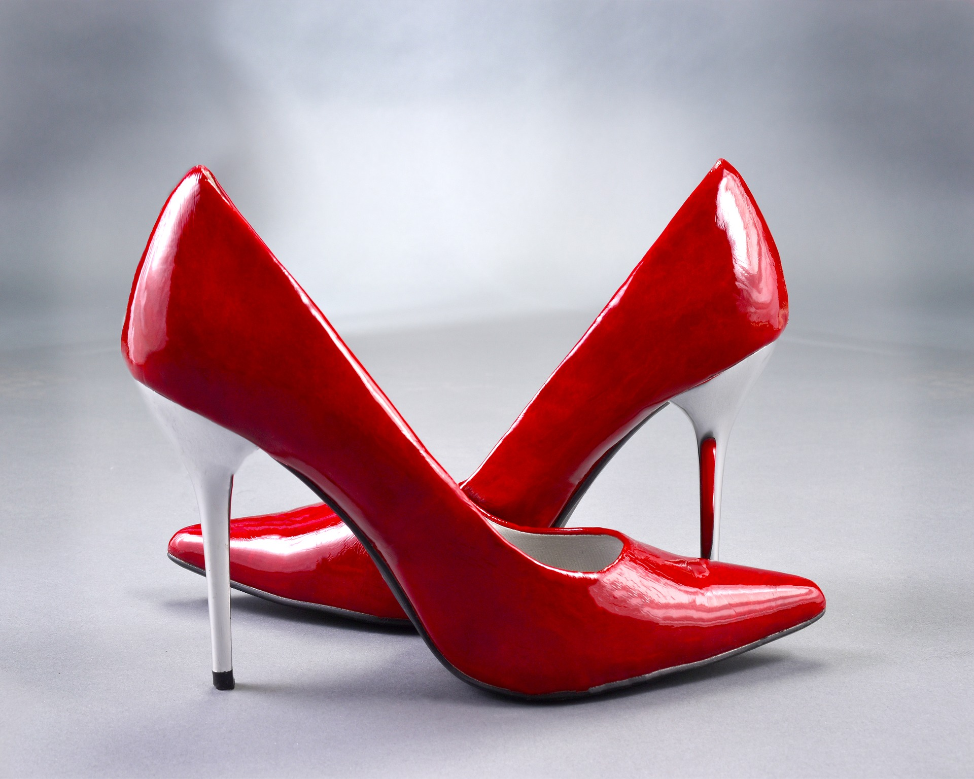 Stiletto rouge passion